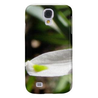 Snowdrop Petal Galaxy S4 Covers