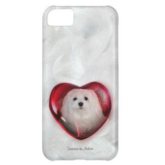 Snowdrop the Maltese iPhone 5 Case
