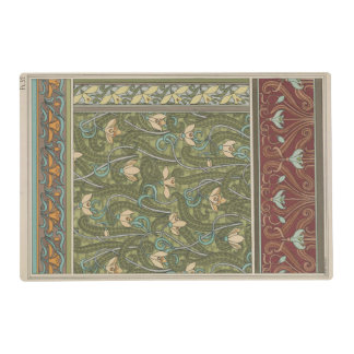 'Snowdrop' (Verneuil#1) Placemat
