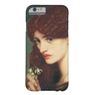 Snowdrops, 1873 (oil on canvas) iPhone 6 case