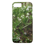 Snowdrops II (Galanthus) White Spring Flowers iPhone 7 Case