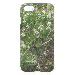 Snowdrops II (Galanthus) White Spring Flowers iPhone 8/7 Case