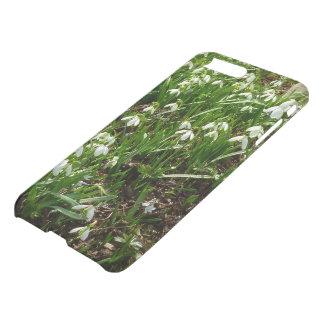 Snowdrops II (Galanthus) White Spring Flowers iPhone 8 Plus/7 Plus Case