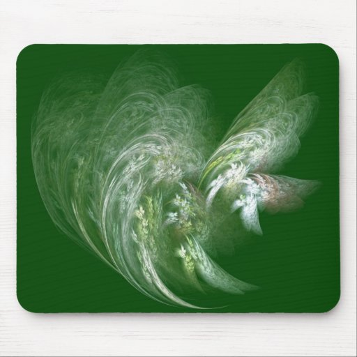 Snowdrops Mouse Mats