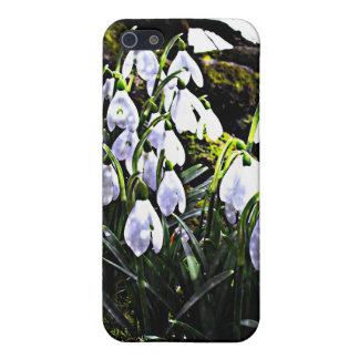 Snowdrops Phone iPhone SE/5/5s Cover
