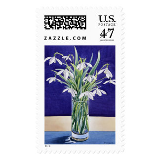Snowdrops Timbres Postales