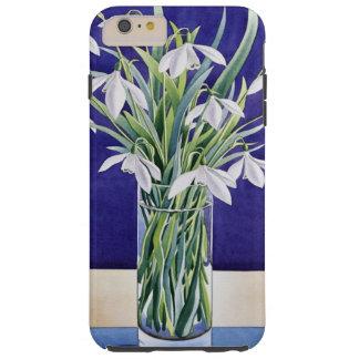 Snowdrops Tough iPhone 6 Plus Case