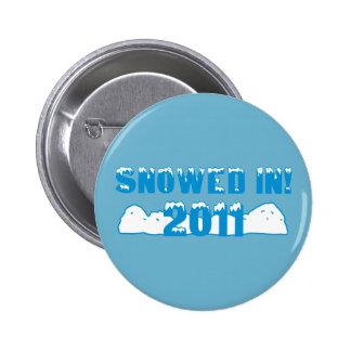 Snowed In 2011 Button