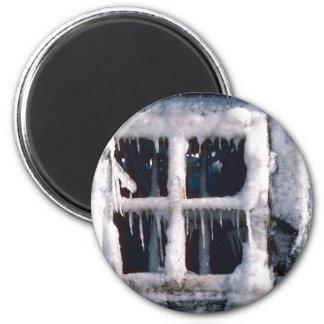 Snowed In Refrigerator Magnets