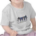 SnowFamily Tee Shirts