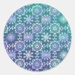 Snowfill Sticker