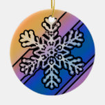 SNOWFLAKE 17 Ornament