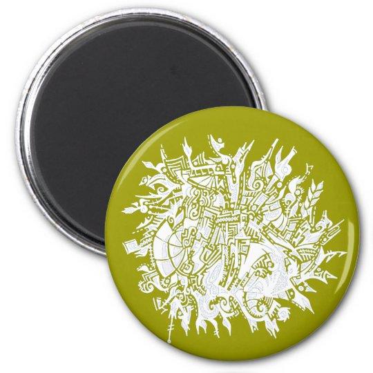 SnowFlake 1 Magnet