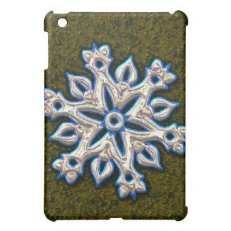 SNOWFLAKE 22 iPad MINI COVER