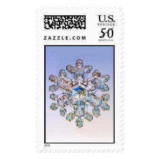 Snowflake 2 postage