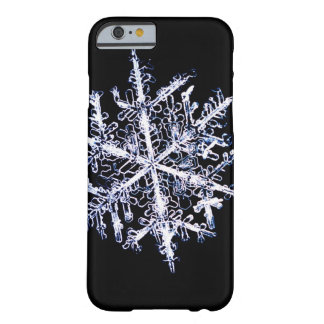 Snowflake 9 barely there iPhone 6 case