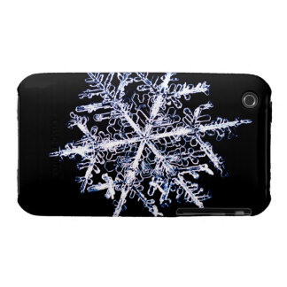 Snowflake 9 iPhone 3 covers