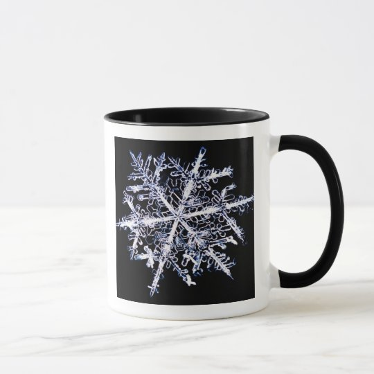 Snowflake 9 mug
