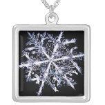 Snowflake 9 necklaces