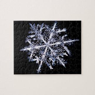Snowflake 9 jigsaw puzzles