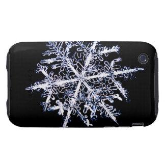 Snowflake 9 tough iPhone 3 case