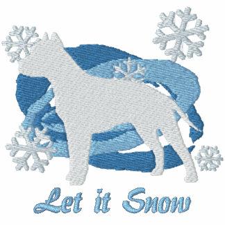 Snowflake American Staffordshire Terrier