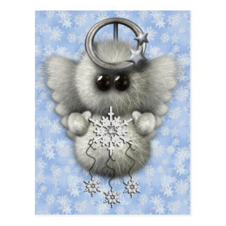 Snowflake Angels Post Cards
