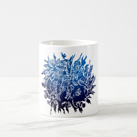 Snowflake B3 Coffee Mug