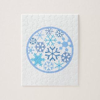 Snowflake Ball Puzzles