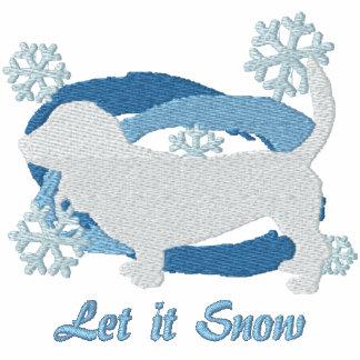 Snowflake Basset Hound