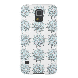 Snowflake Galaxy S5 Cover