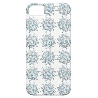 Snowflake iPhone 5 Cover