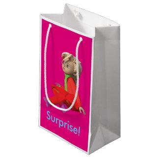 Snowflake City Gift Bag - Small