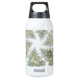 Snowflake Clusters Insulated Water Bottle