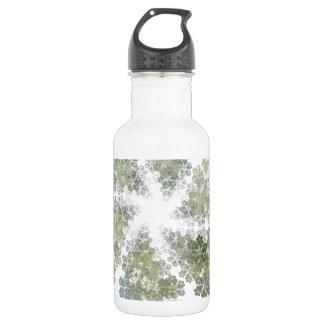 Snowflake Clusters 18oz Water Bottle
