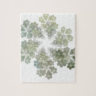 Snowflake Clusters Puzzle
