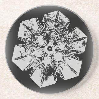 Snowflake Coaster 1 coaster