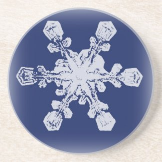 Snowflake Coaster 10 coaster