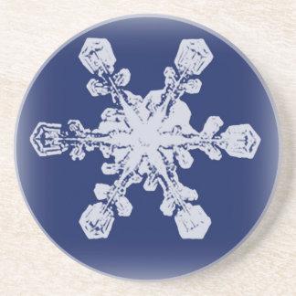 Snowflake Coaster 10