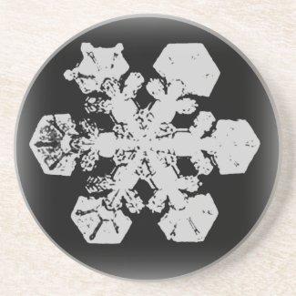 Snowflake Coaster 2 coaster