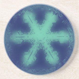 Snowflake Coaster 3 coaster