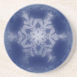 Snowflake Coaster 7 coaster