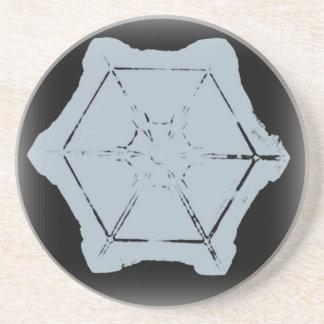 Snowflake Coaster 8
