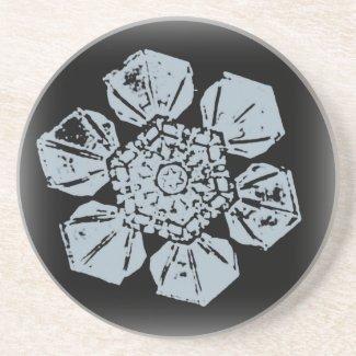 Snowflake Coaster 9 coaster