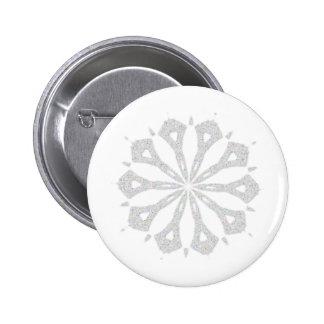 Snowflake  Collection Button