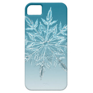 Snowflake Crystal iPhone SE/5/5s Case