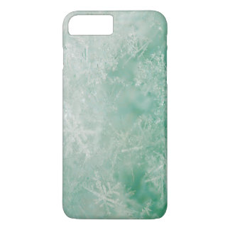 Snowflake Crystals iPhone 8 Plus/7 Plus Case