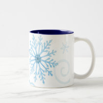 snowflake cup