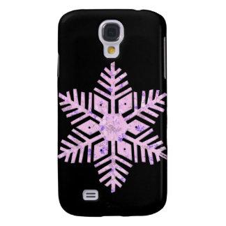 'Snowflake Cutout #1' Galaxy S4 Cover