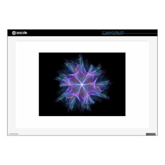 Snowflake Decal For Laptop